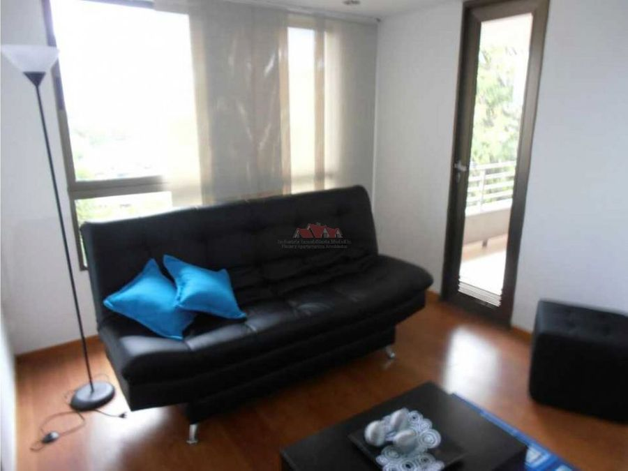 apartaestudio amoblado sector laureles