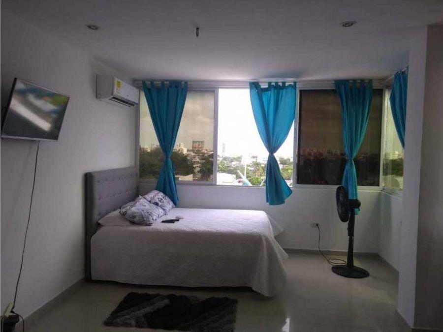 apartaestudio de 55 m2 en venta costa de oro en monteria cordoba