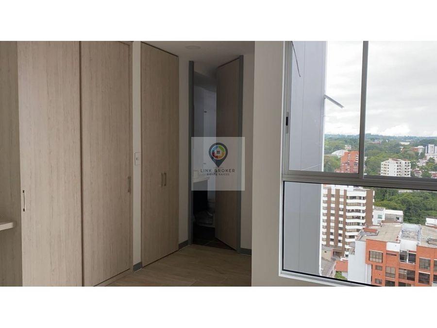 apartaestudio en renta torre epic pinares