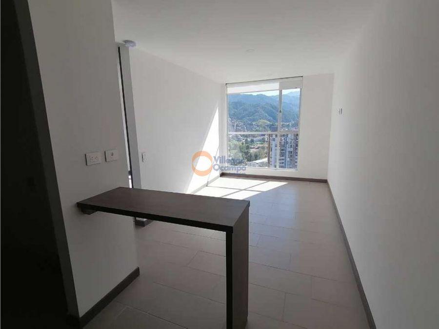 apartaestudio moderno en bella suiza manizales