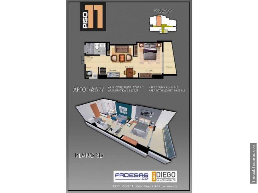 apartasuite 311 proyecto piso 11
