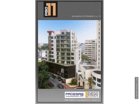 apartasuite 412 512 proyecto piso 11