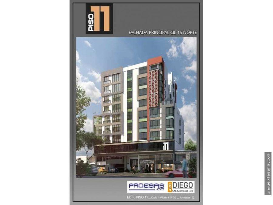 apartasuite 504 proyecto piso 11