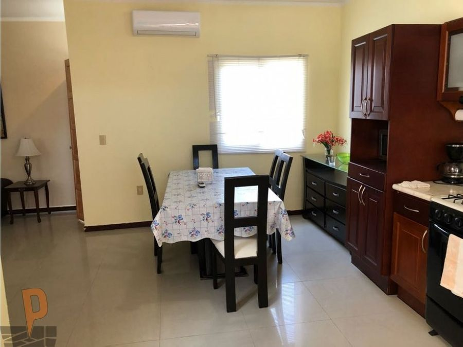 apartment d at la mojarra sabalo country mazatlan