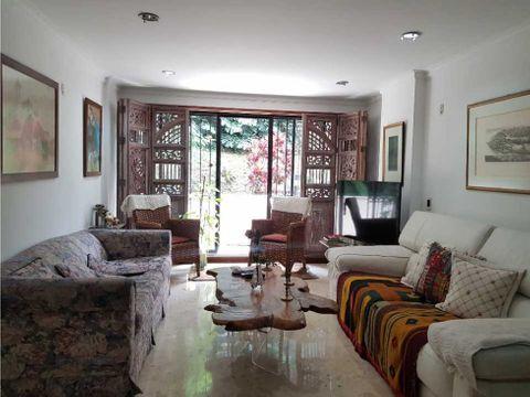 appartamento en venta el poblado castropol medellin