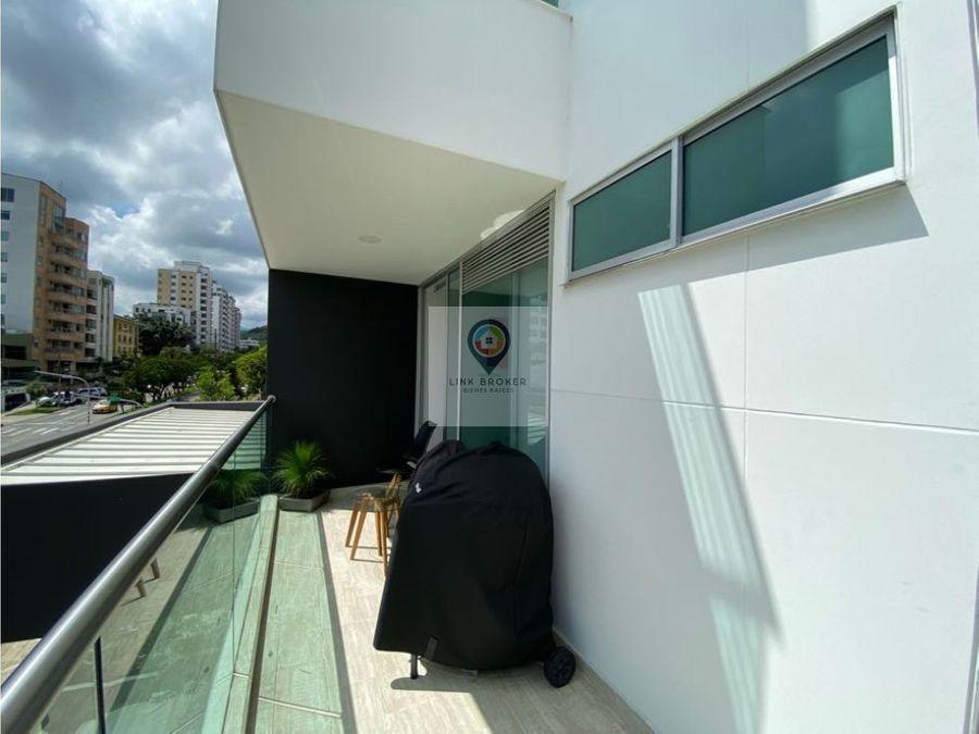 alquiler de apartamento esquinero pinares pereira torre epic