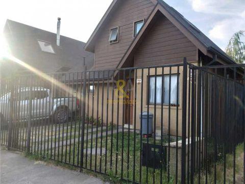 vende casa en parque nativo