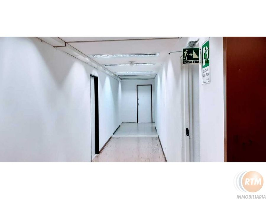 arriendo oficina centro 43 mts2 vm