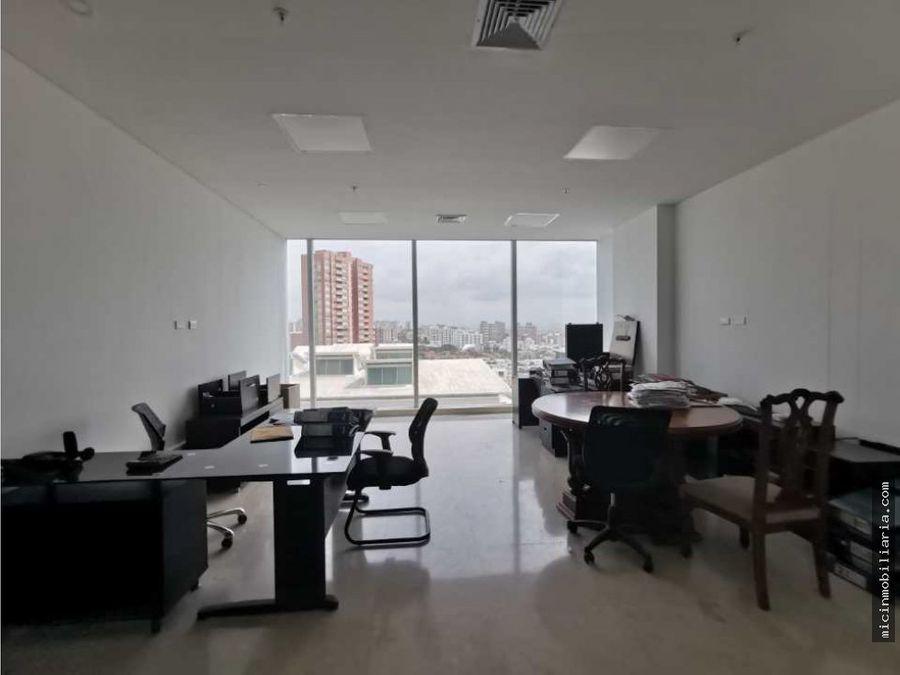 venta de oficina en torres del atlantico barranquilla