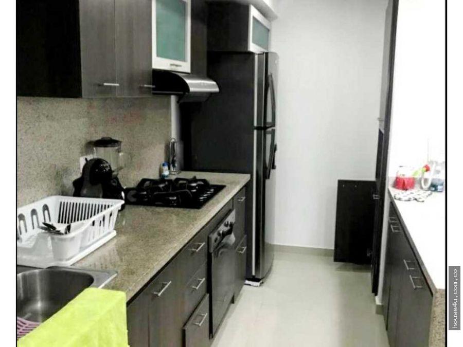 arriendo apartamento amoblado riomar barranquilla