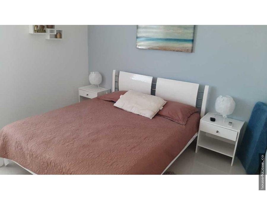 arriendo apartamento amoblado portobello barranquilla