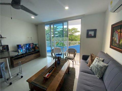 apartamento con permiso turistico amoblado 3 habitaciones