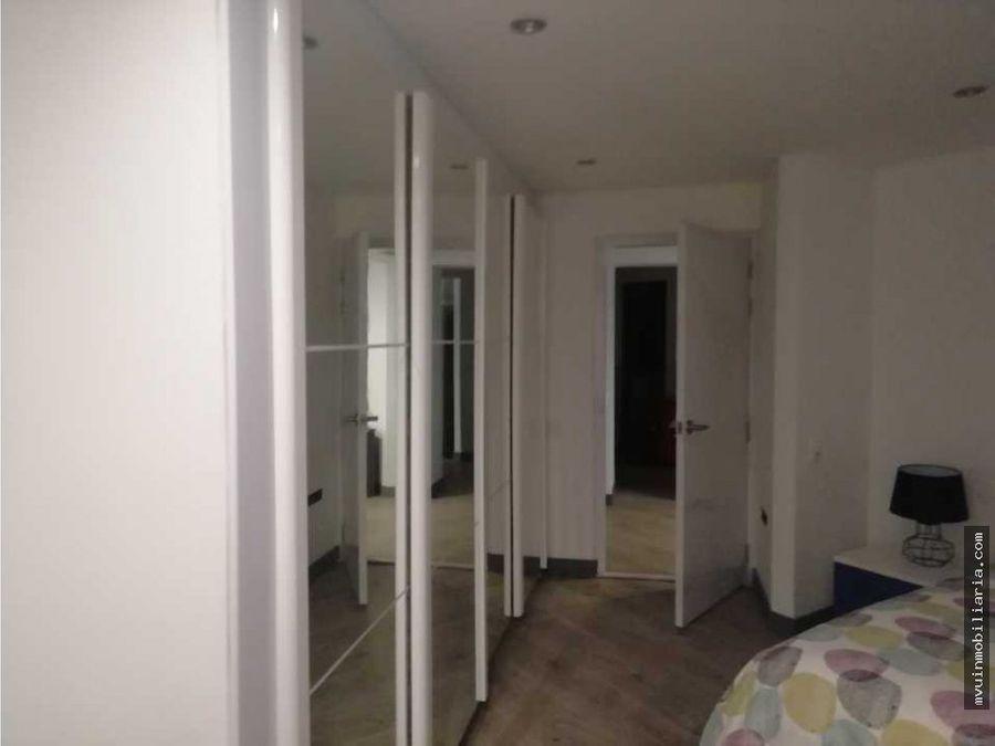 arriendo apartamento amoblado rosales 59m2