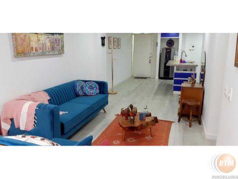 arriendo apartamento amoblado con terraza chapinero alto vm
