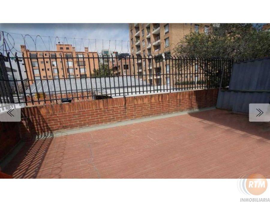 arriendo apartamento chico una hab estudio y terraza vm