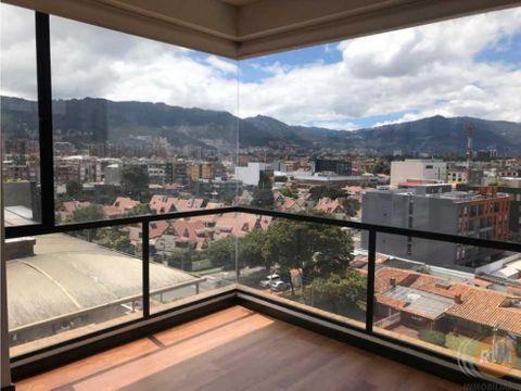 arriendo apartamento de una habitacion duplex con terraza mu