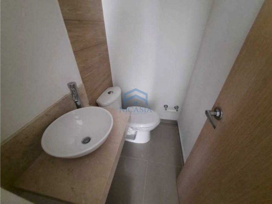 arriendo apartamento de 1erpiso villa campestre club tower2