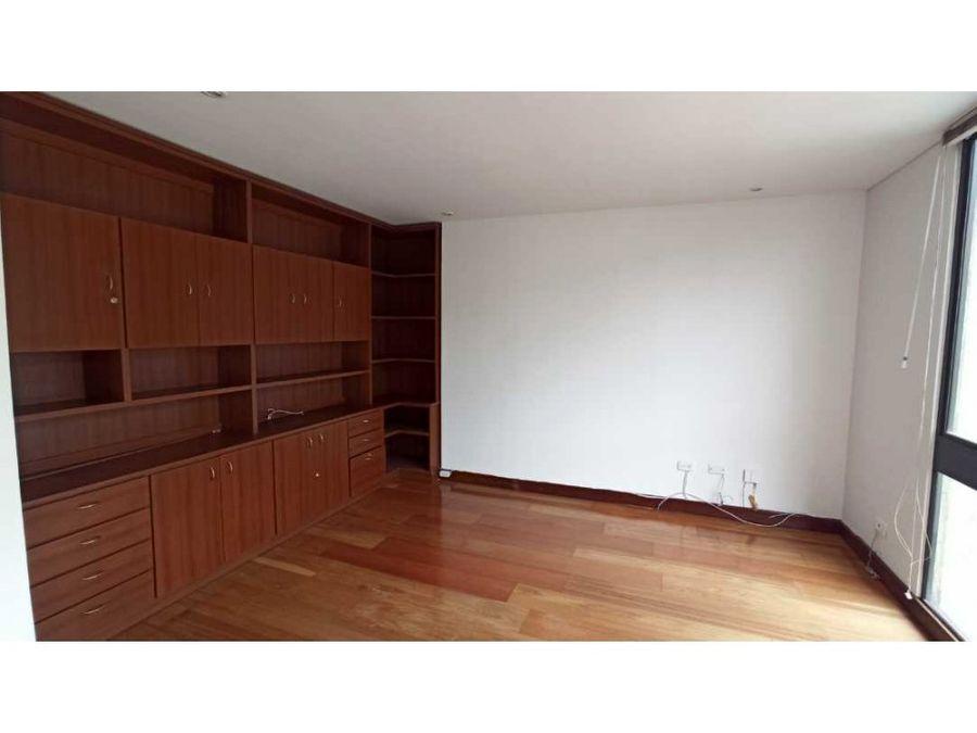 arriendo apartamento el nogal dos hab y estudio edificio kalamaryvm
