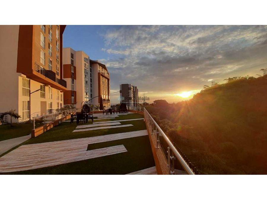 arriendo apartamento en altos de los ocobos armenia