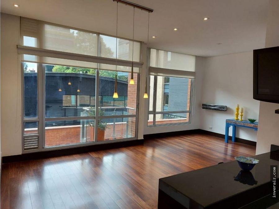 arriendo apartamento en cabrechi con terraza