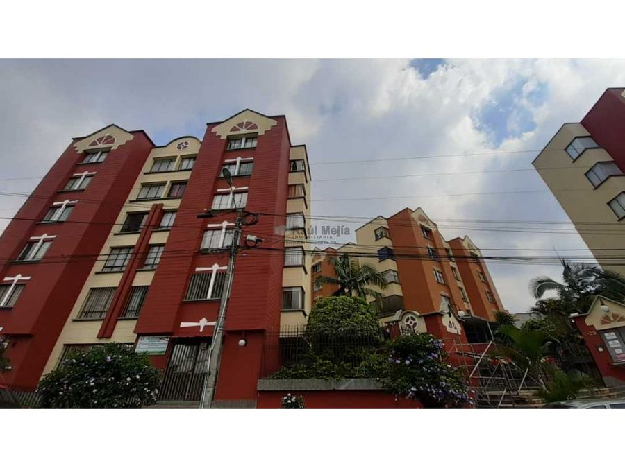 vendo apartamento en sotavento armenia