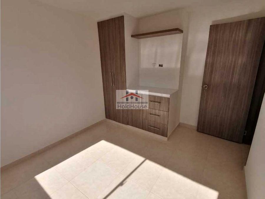 arriendo apartamento las delicias dos habitaciones
