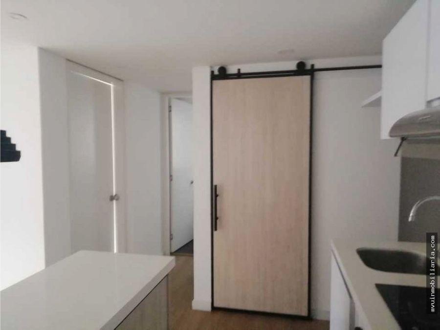 arriendo apartamento rosales 45m2