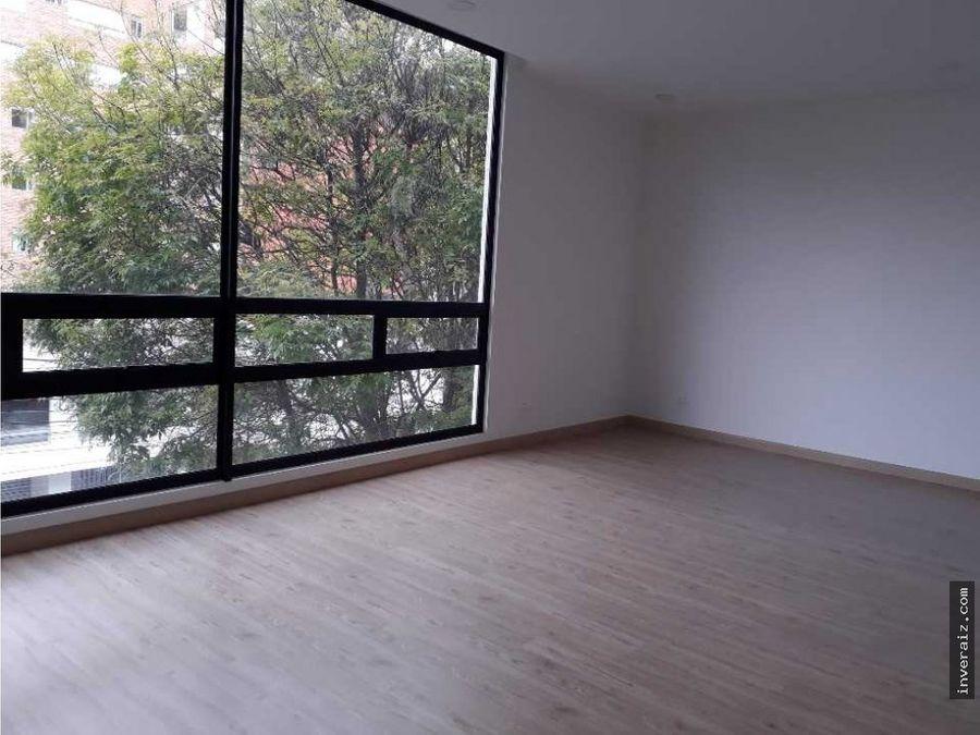 vendo apartaestudio santa barbara 2 banos balconyg