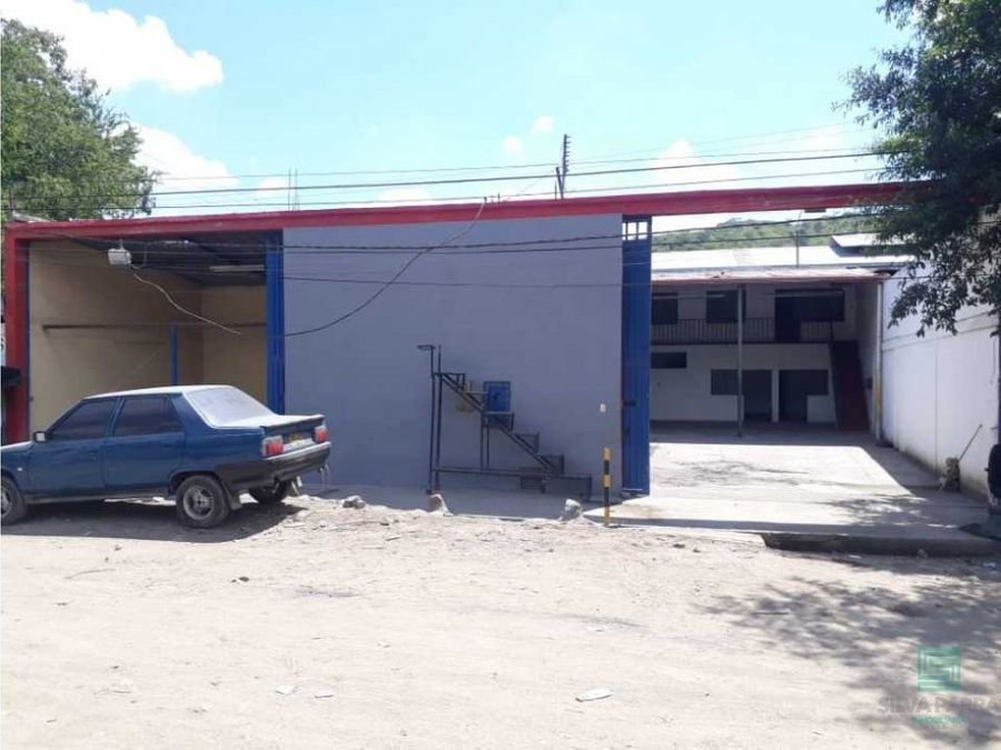 arriendo bodega con local chimita giron