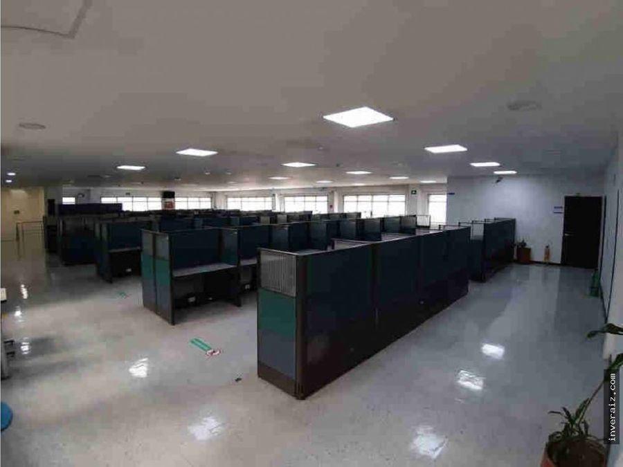 arriendo edificio amoblado para call center