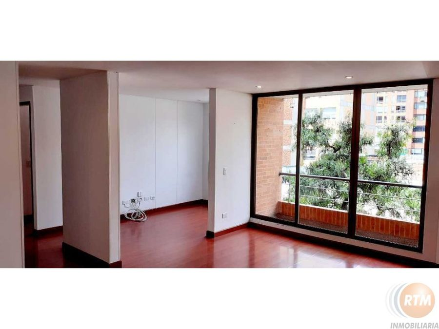 arriendo en el virrey apartamento dos hab y estudio vm