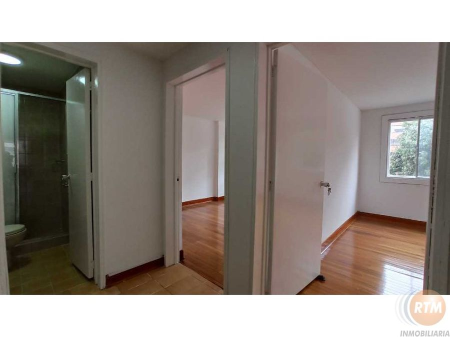 arriendo iluminado y bien ubicado apartamento calle 85 rtm