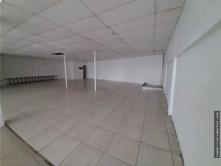 arriendo local comercial av fundacion
