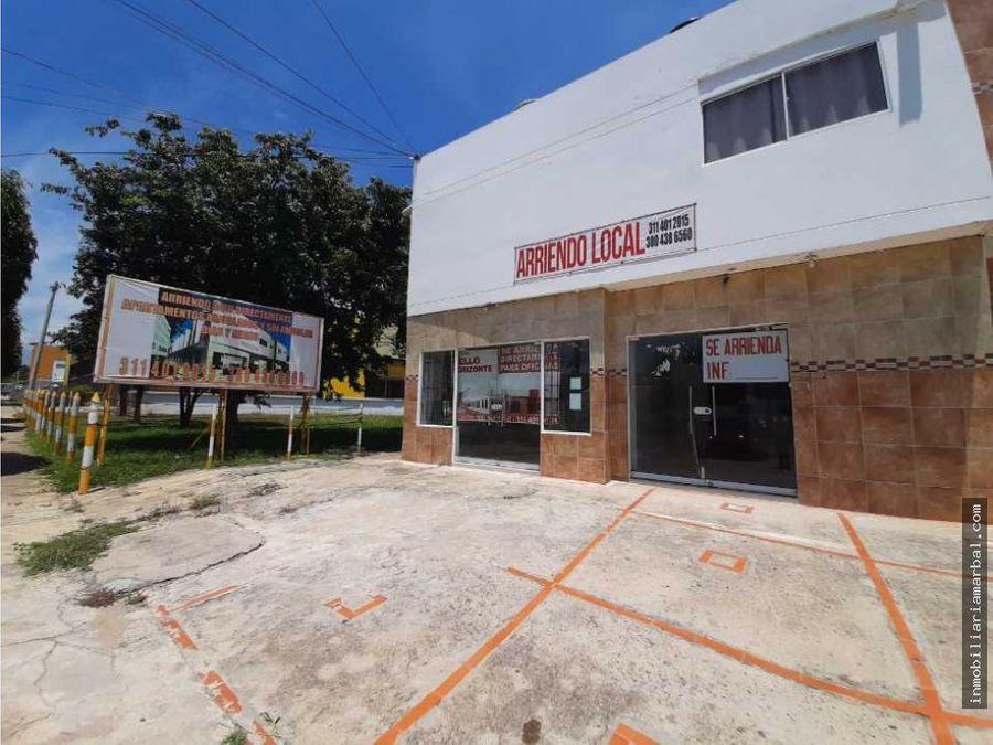 arriendo local comercial barrio villalba