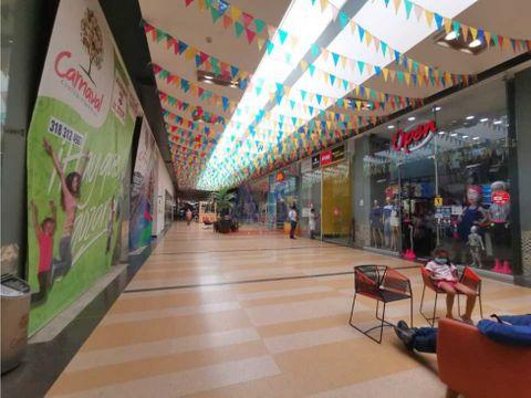 arriendo local en centro comercial carnaval