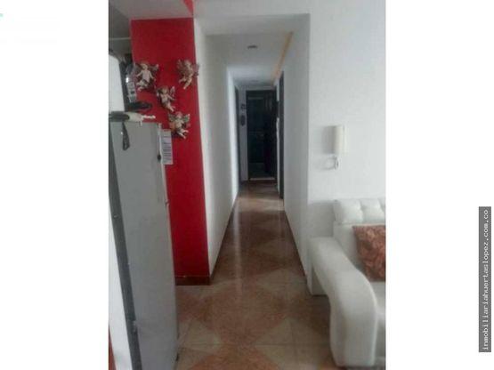 buen apartamento en ventas 60 m2 sector agualongo