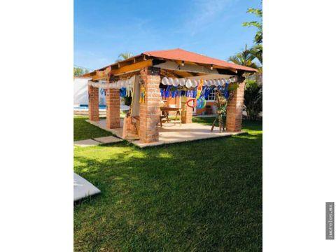 bungalows fin de semana o reunion familiar