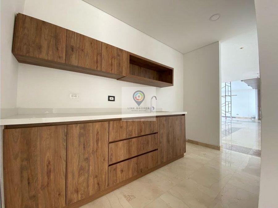 alquiler de apartamento para estrenar en pinares pereira