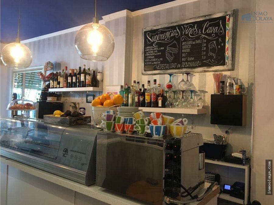 traspaso bar cafeteria c1 en sant gervasi galvany