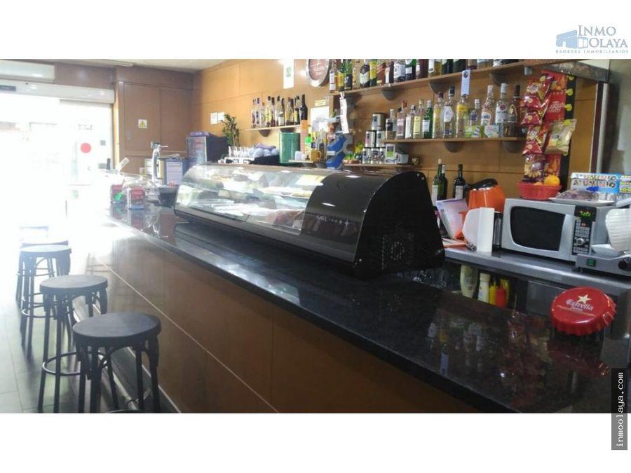 traspaso bar cafeteria c1 en leixample
