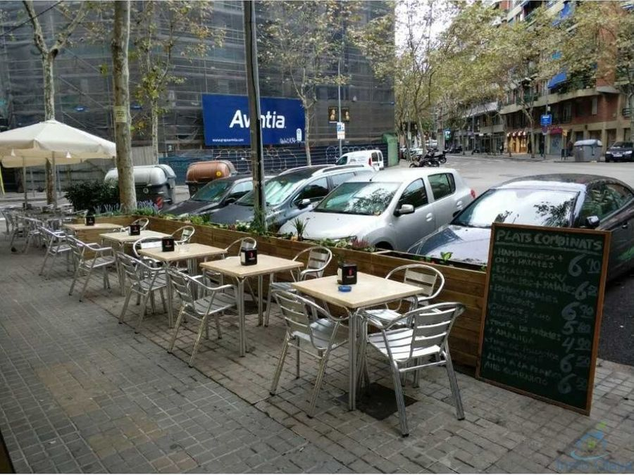 traspaso bar cafeteria c2 en eixample