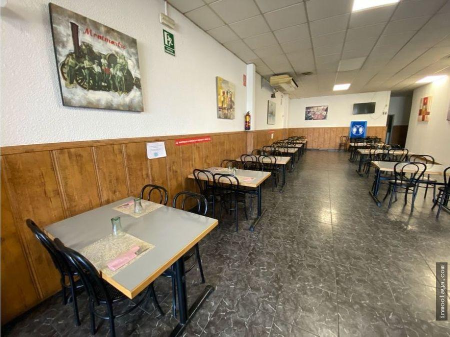 bar restaurante montornes del valles