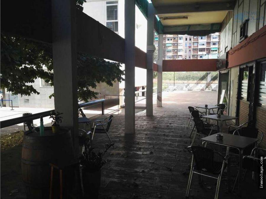 traspaso de bar restaurante c3 mixto en sant marti