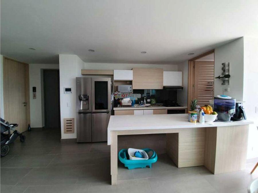 apartamento de 100 m2 de 3 alcobas vista cordillera av centenario