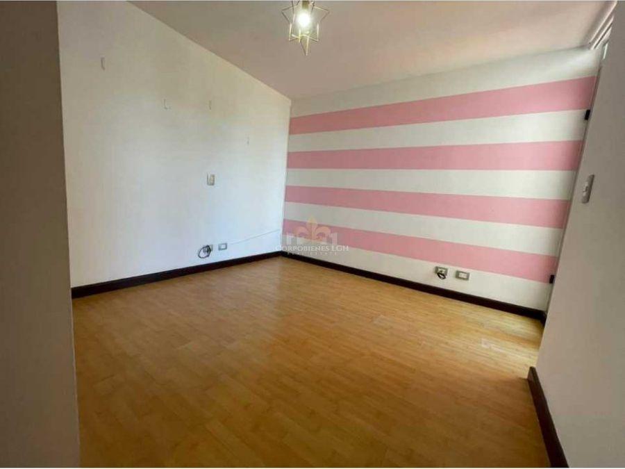 bello apartamento en venta en guachipelin de escazu