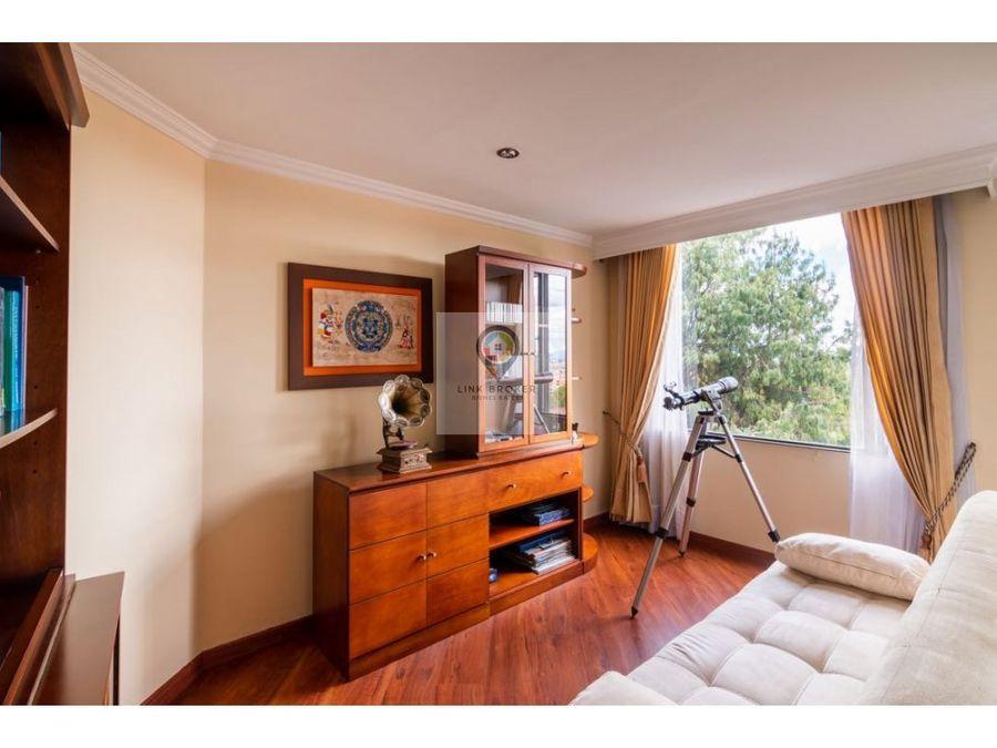 venta espectacular apartamento bogota los rosales