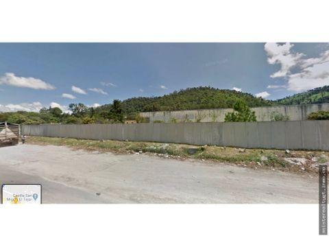 bodega y terreno en venta en el tajar chimaltenango
