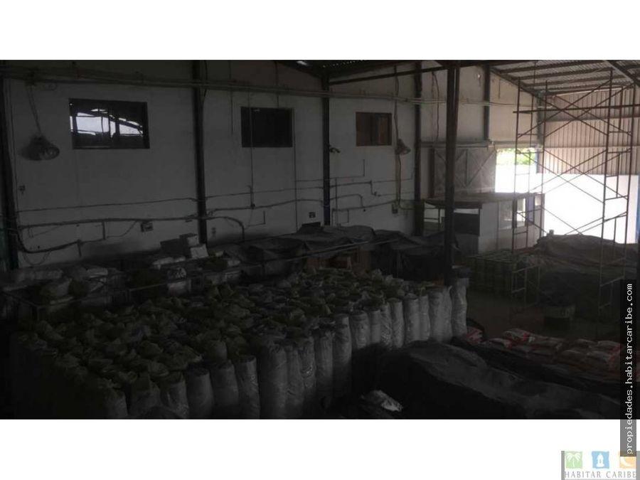 bodega en venta en bayunca