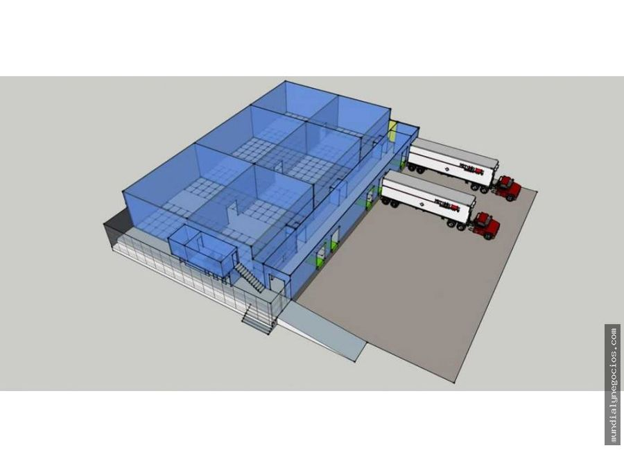 bodega refrigerada y productos secos 4 hangares