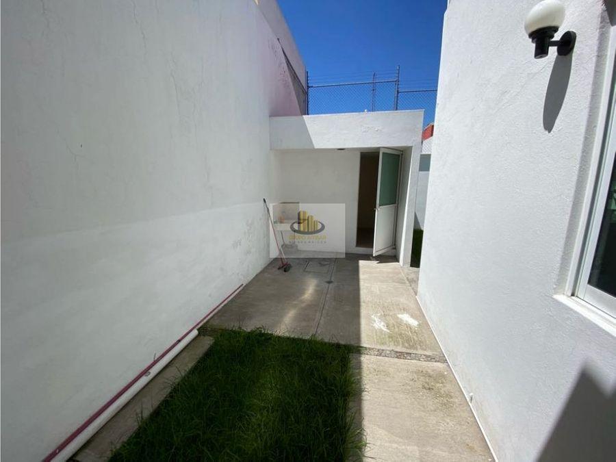 bonita casa en morillotla fraccionamiento cerrado con cancha tenis